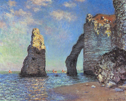 The Cliffs at Etretat3