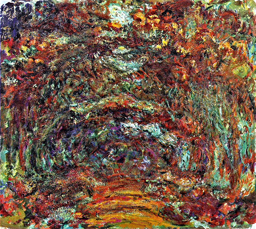 the-rose-path-giverny-1922